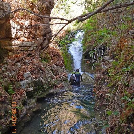 torrente santa Chiara, Iblei