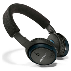 Bose SoundLink On-Ear Bluetooth Headphones - Black - image