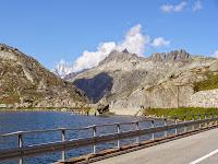 Lac Totensee au sommet