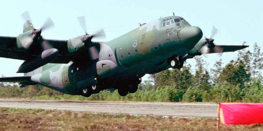 Hercules C-130: An epic tale of military aviation and pork spending