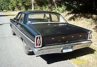 1966 Ford Fairlane base model 4 door sedan
