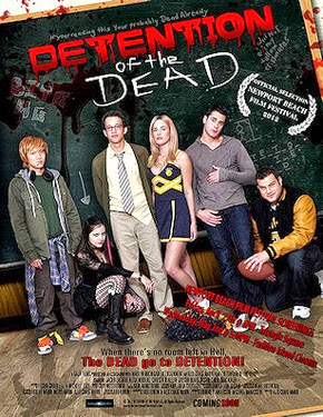 Filme Poster Detention of the Dead DVDRip XviD & RMVB Legendado
