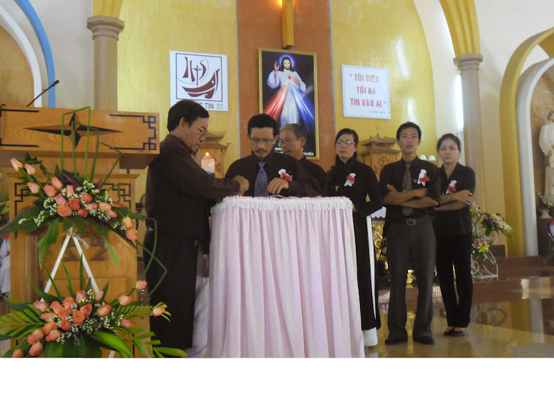 Huynh Đệ Đoàn Phan Sinh Tân Bình mừng lễ Bổn Mạng và 50 Năm Thành Lập (1963-2013)