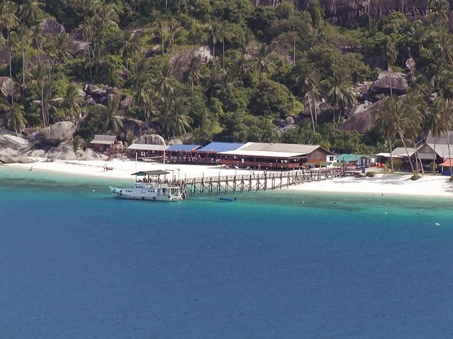 Pulau-Aur-Island
