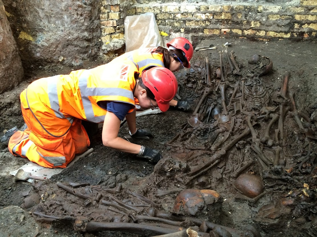 UK: DNA of bacteria responsible for London Great Plague of 1665 identified