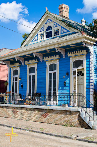 New Orleans, Marigny, Bywater