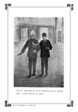 Jose Rizal's El Filibusterismo and Noli Me Tangere: Pictures