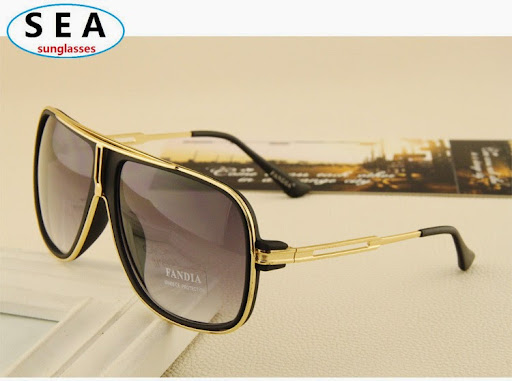 Cazal oversized big frame MEN sunglasses women brand de