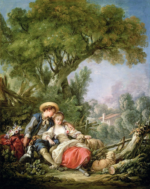 Francois Boucher - The Rest