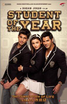Phim Thời Sinh Viên - Student Of The Year 2012