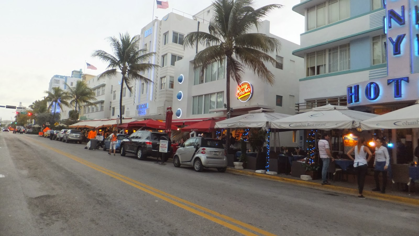 Colony, Ocean Drive, Miami Beach, SoBe, Florida, Elisa N, Blog de Viajes, Lifestyle, Travel