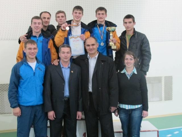Кубок Р. Молдова по Taekwon-Do GTF 2011 - Stolas Leukas - Locul I în clasament general