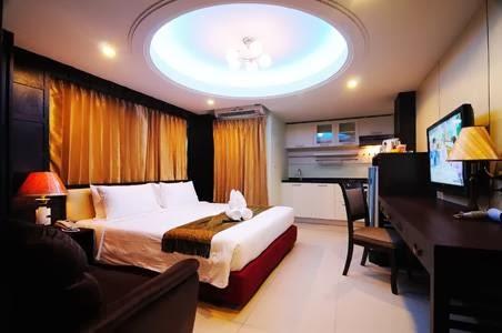 Pratunam Pavilion Hotel, 89 Soi Sangkarn, Petchaburi Road, Bangkok 10400, Thailand