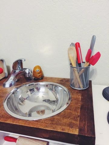 Allie S Play Kitchen
