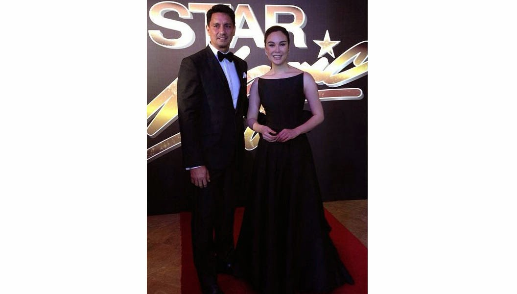 Richard Gomez and Gretchen Barretto