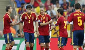 Resumen España Tahiti [10 - 0] 20Junio  RESULTADO Goles Fernando, david villa