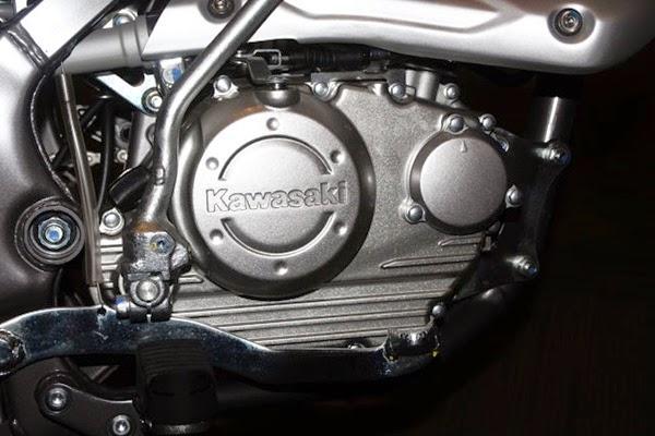 kawasaki dtracker engine