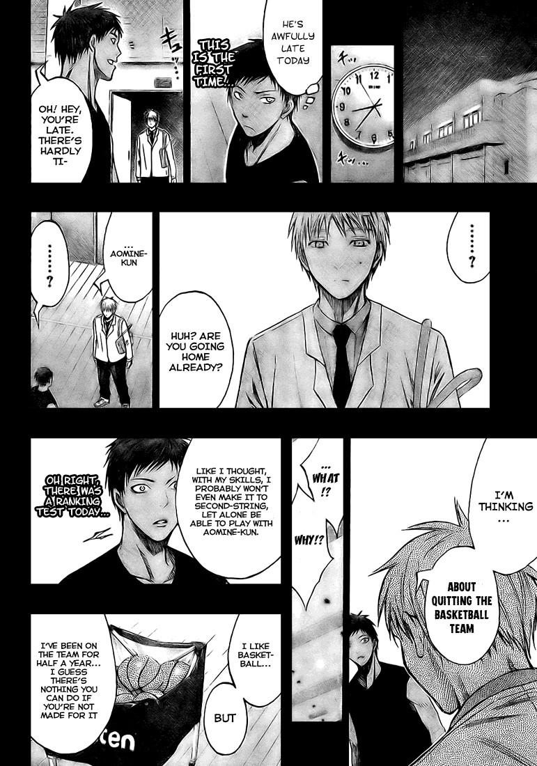 Kuroko no Basket Manga Chapter 124 - Image 10
