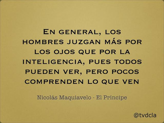 Frases De Libros Nicolás Maquiavelo El Príncipe Los