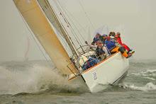 J/44 Challenge IV sailing Block Island