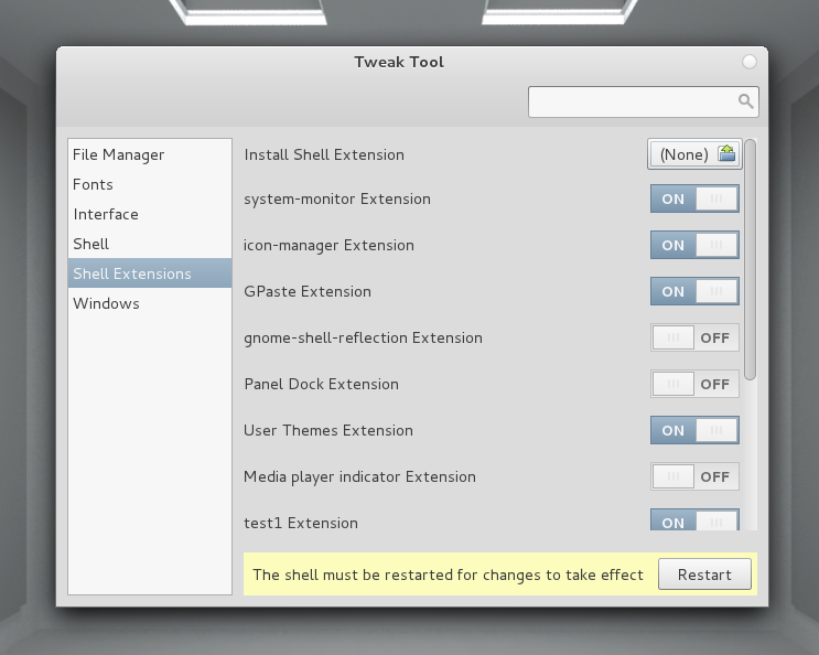 Gnome-tweak-tool-extensions ubuntu free.