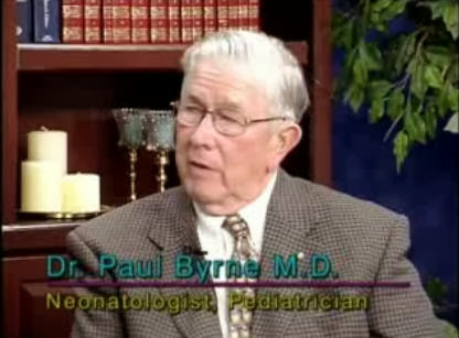Dr. Paul A. Byrne:  a man on a mission