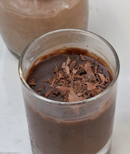 Eggless Chocolate Pudding Recipe | Tasty Agar Agar Pudding