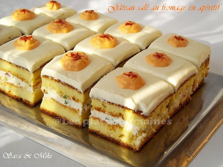 Cake Sal Ef Bf Bd A Congeler