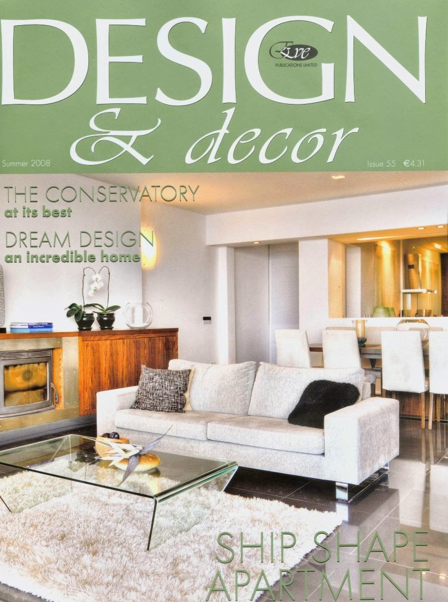 interior decorating magazine