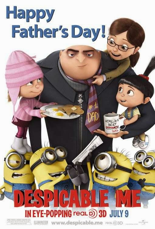 Poster Of Despicable Me (2010) Full Movie Hindi Dubbed Free Download Watch Online At alldownloads4u.com