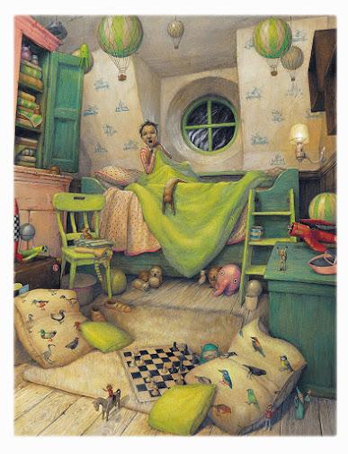 perro-negro-nubeocho-album-ilustrado-cuento-libro-infantil-miedos
