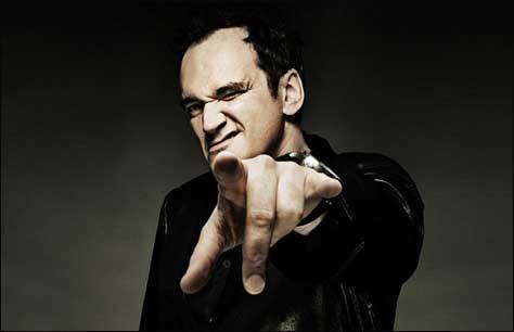 Quentin Tarantino guiño