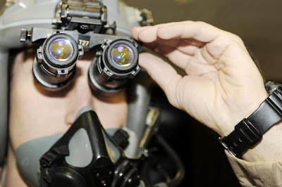 Blind in the Dark: US military fails to secure night-vision devices