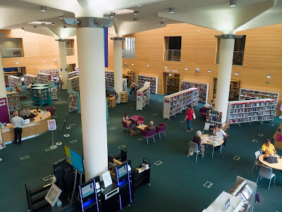 Brighton Jubilee Library