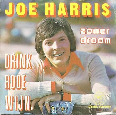 Joe Harris Vlaamse Wonderjaren
