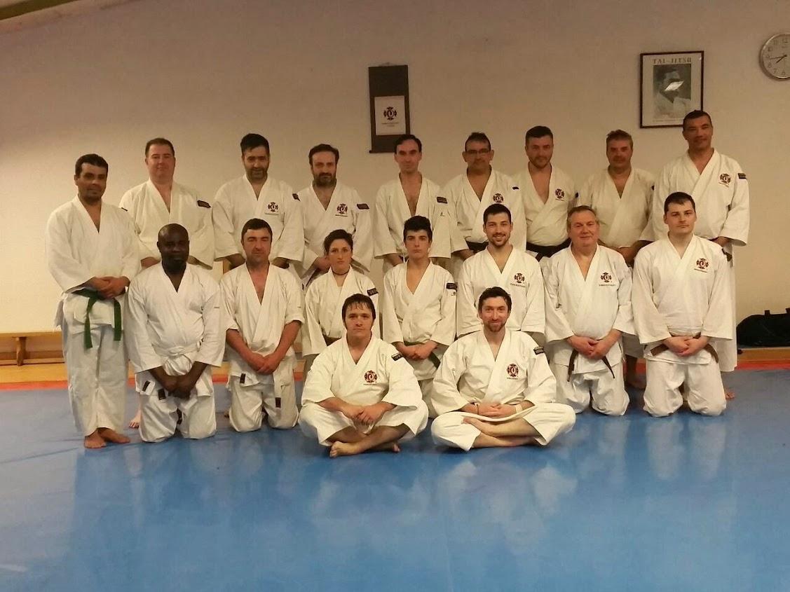 Curso en la sección Oviedo 2015