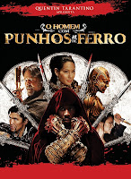 Crítica e cartaz do filme O Homem Com Punhos de Ferro (The Man With the Iron Fists), de RZA