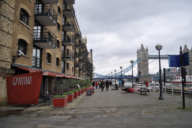 Cantina+Del+Ponte+Tower+Bridge