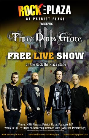 Free Show: Foxboro, MA