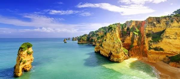 Férias de Praia no Algarve