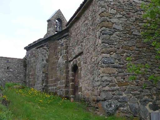 La chapelle de Peyrusse