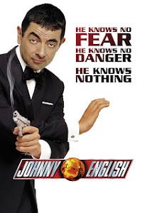 Điệp Viên Không Không Thấy - Johnny English poster