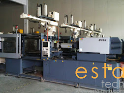 Sumitomo SE180DU-C360 (2007) All Electric Plastic Injection Moulding Machine
