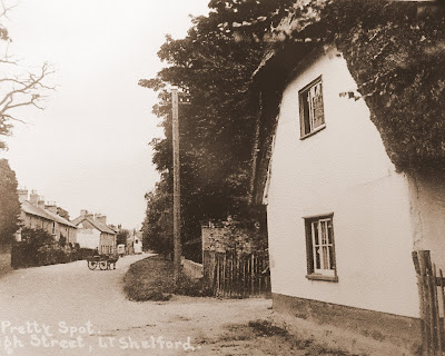 White's Farm, High Street, Little Shelford