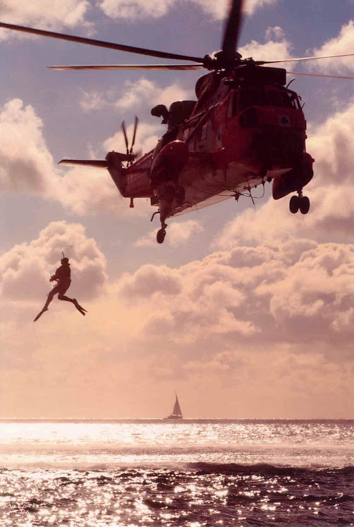 Sea King Search and Rescue