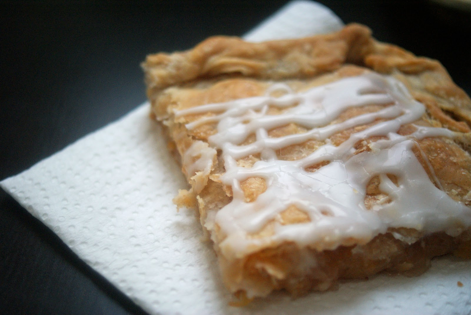 Piccante Dolce: Whiskey Laced Peach Slab Pie for Pi Day
