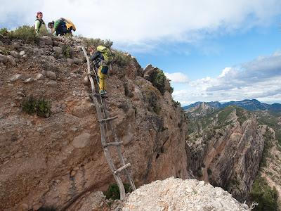Tram de l'escala