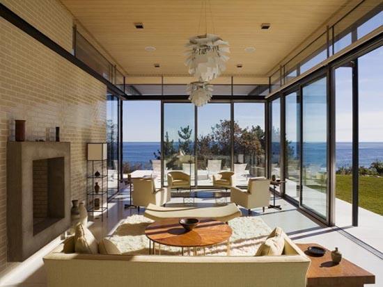 Daniel paya dise o de interiores arquitectura y - Casas americanas interiores ...