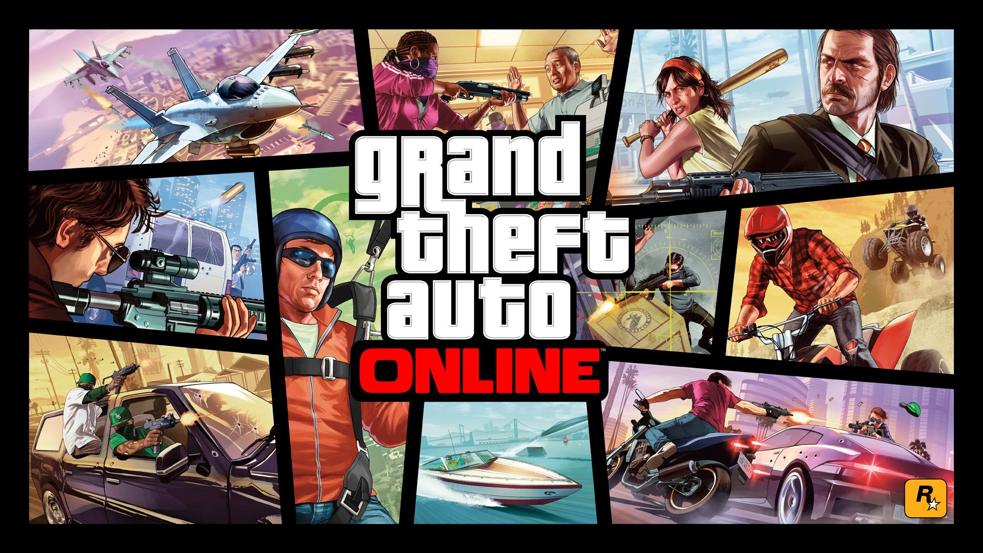 GTA Online là phần chơi trực tuyến của GTA 5 - Ảnh 2