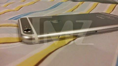 Lộ diện iPhone 6 hoàn thiện 5,5 inch có tên iPhone 6L
